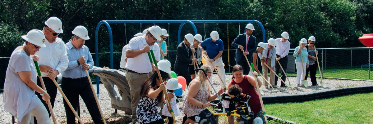 Groundbreaking: JRC Playground