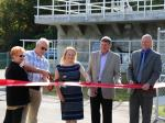 Village of Philadelphia Wastewater Treatment Facility Ribbon Cutting
