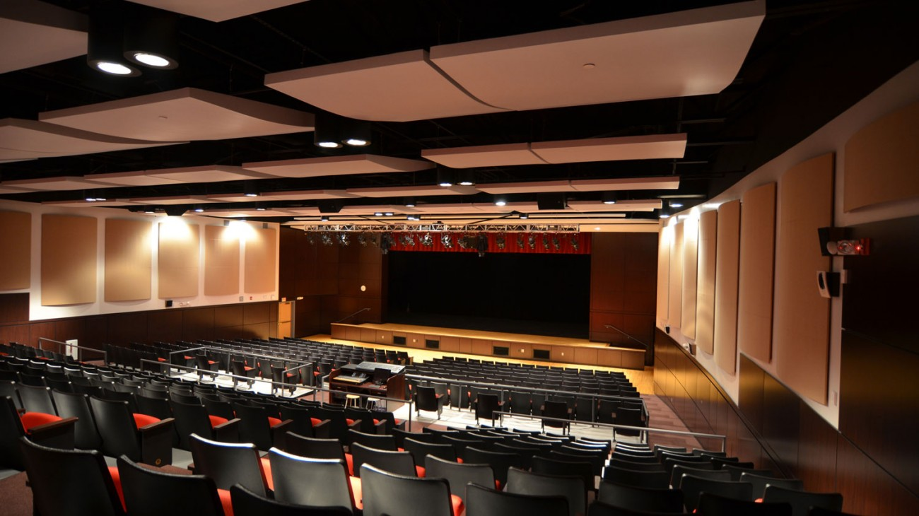 Auditorium, Jefferson Community College