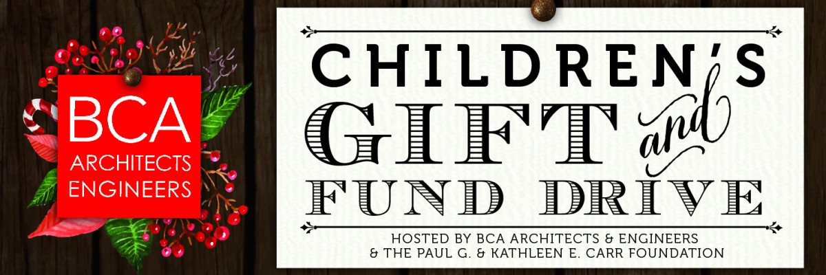 Children's Gift and Fund Drive 2016